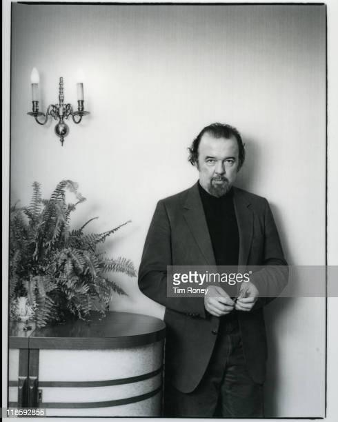 English theatre director Sir Peter Hall circa 1980