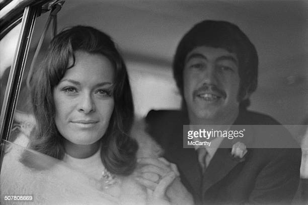 English theatre film and television director Trevor Nunn marries South African/British actress and director Janet Suzman 17th October 1969