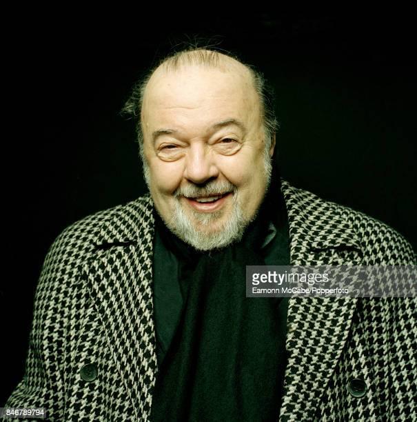 English theatre opera and film director Sir Peter Hall circa 2005