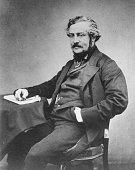 English writer and inventor Martin Farquhar Tupper FRS circa 1880