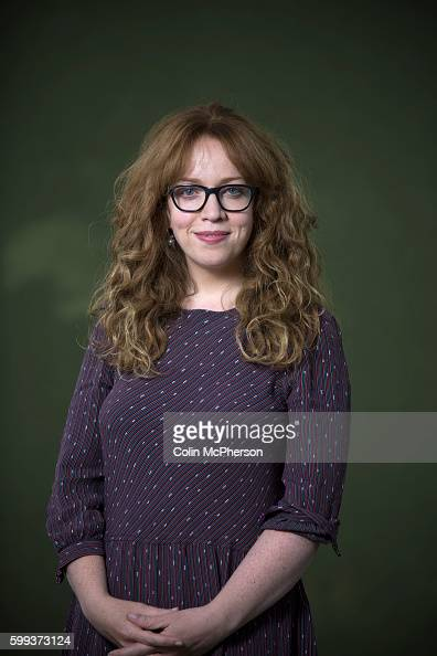 English writer Erin Kelly pictured at the Edinburgh International Book Festival where she talked about her new book entitled 'The Ties That Bind' The...