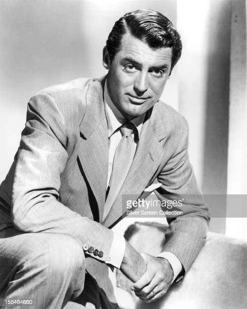 Englishborn actor Cary Grant circa 1950