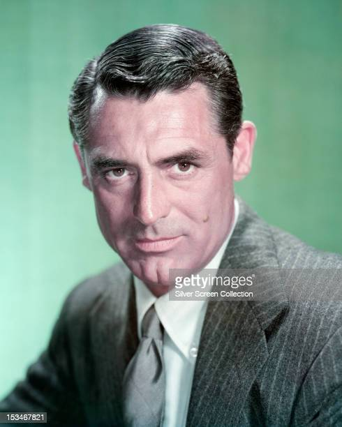 Englishborn actor Cary Grant circa 1955
