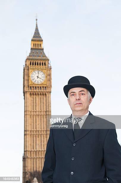 Englishman auf Big Ben