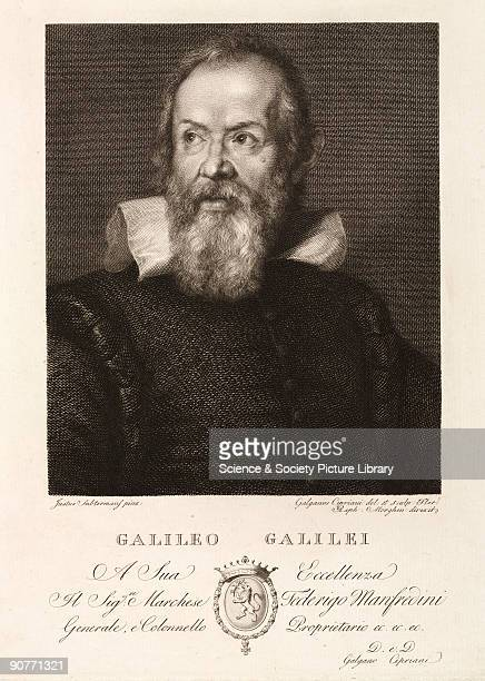 Engraving by Galganus Cipriani made c 1800 after an earlier painting by Sustermans Galileo Galilei was one of the greatest scientists of all time He...