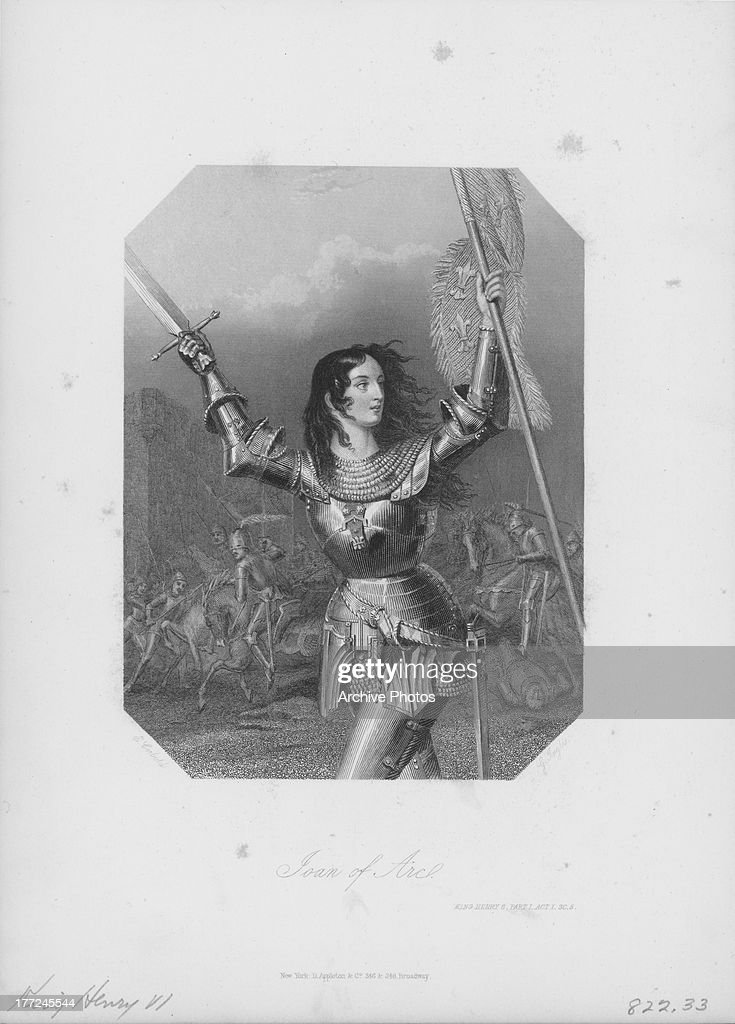 joan and the dauphin of france in shakespeares henry vi and the film joan of arc Henry vi part 1 by william shakespeare home /  henry vi joan of arc or  plus she comes from poverty but manages to win the support of the french.