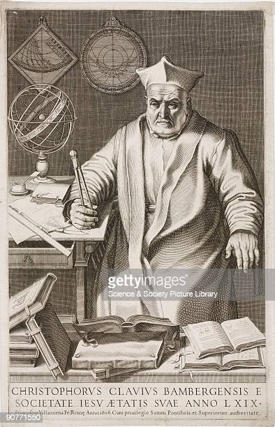 Engraving of Clavius aged 69 who taught mathematics in Rome and reformed the calendar The Julian leapyear rule made 3 extra leap years in every 385...