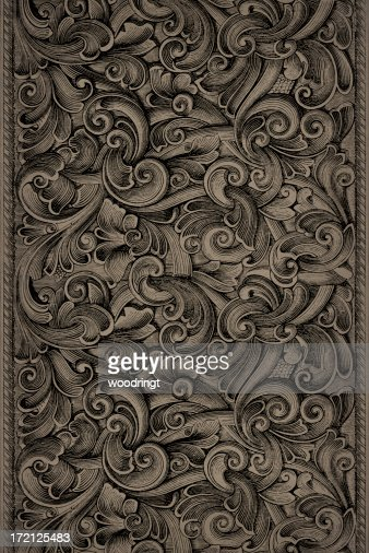Engraving Pattern