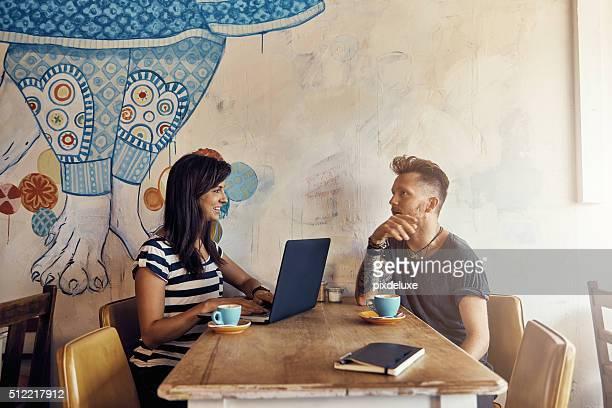 Sorseggiate un coffee shop data