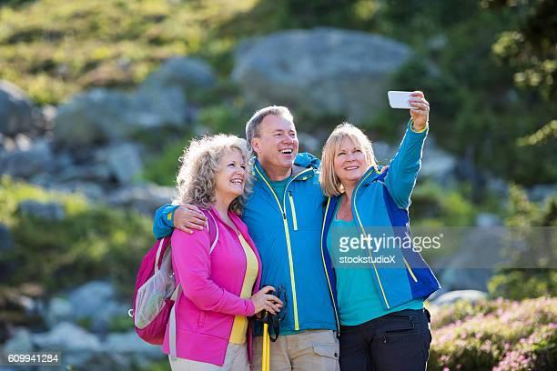 Enjoying a healthy retirement