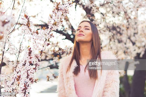 Genießen Sie den Frühling