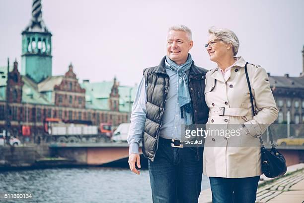 Enjoying in retirement