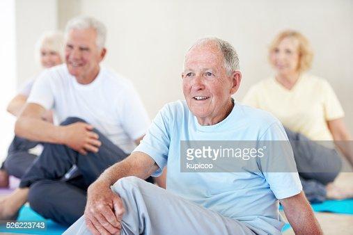 Enjoying life in retirement