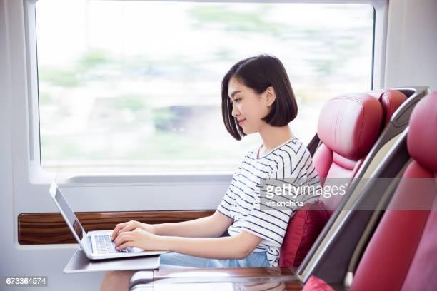 Zugreise genießen