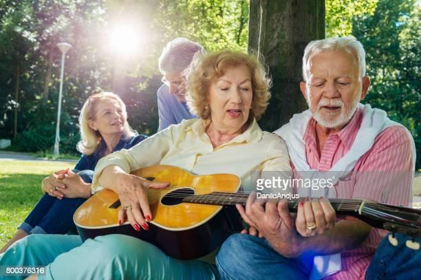 appréciant la retraite