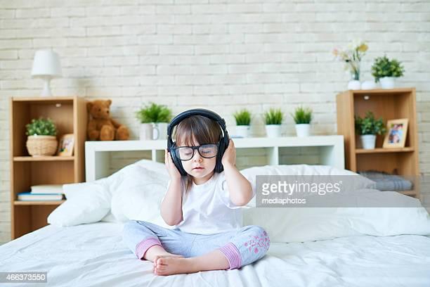Enjoying the sound