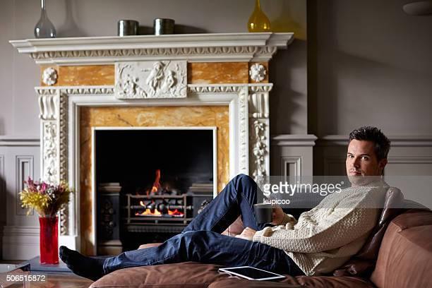 Profitez de la chaleur de la cheminée