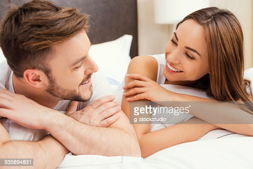 Enjoying time together. : Stock Photo