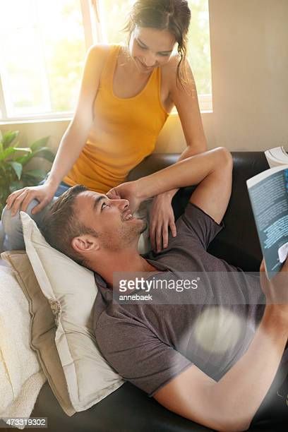 Enjoying your book honey?