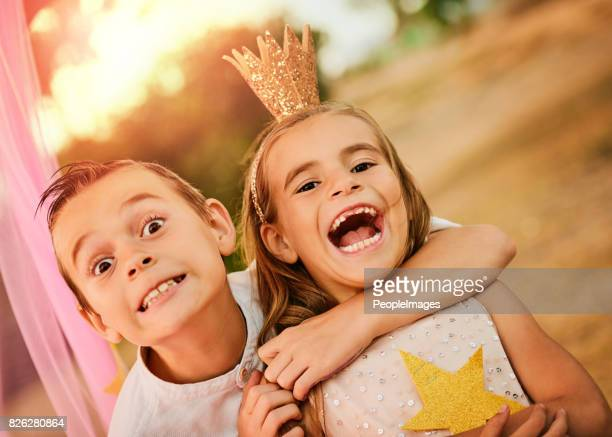 Enjoyment is spending time with your sibling