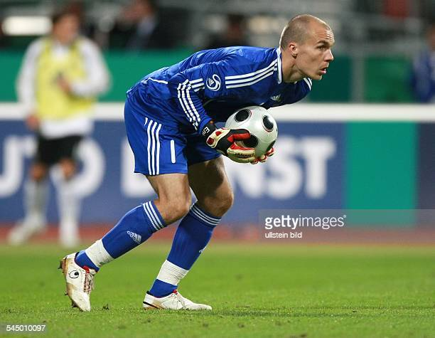 Enke Robert Goalkeeper National Team Germany