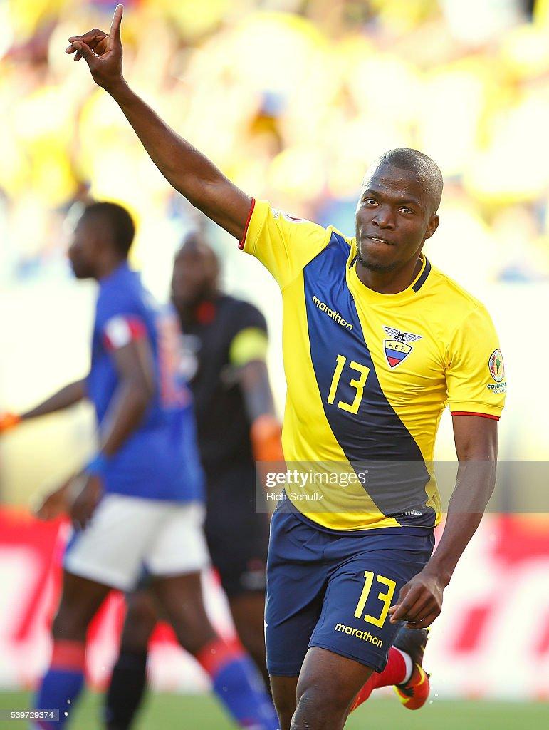 Ecuador v Haiti: Group B - Copa America Centenario