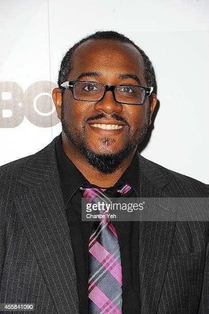 Enoch Smith attends 'Selma' Spotlight Conversation With Filmmaker Ava DuVernay 2014 Urbanworld Film Festival at AMC Loews 34th Street 14 theater on...