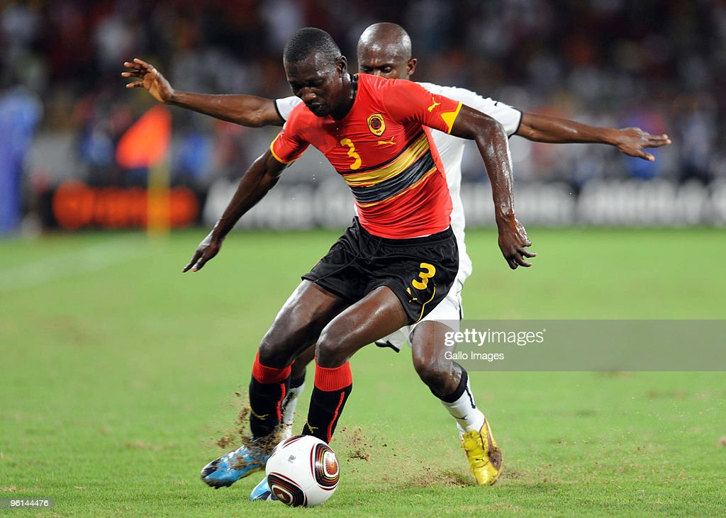 AFCON Quarter Final: Angola v Ghana