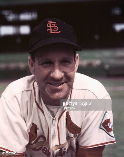 Enos Slaughter of St Louis Cardinals