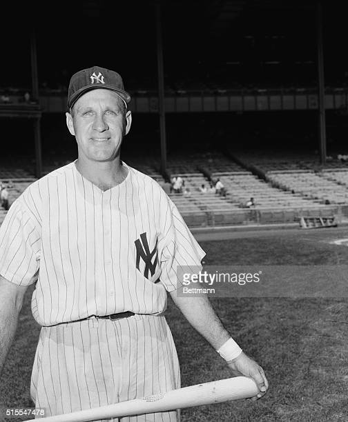 Enos Slaughter of the New York Yankees