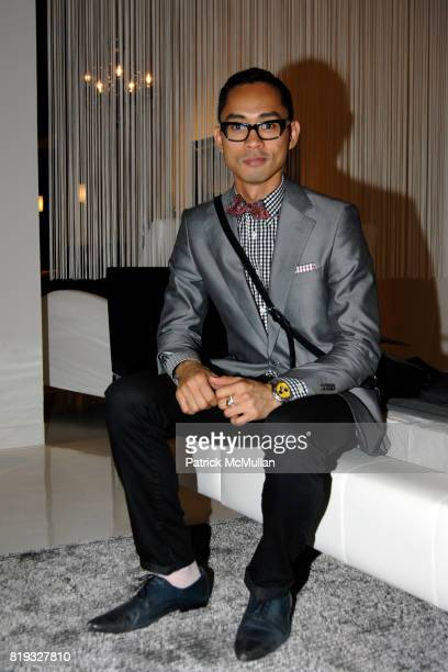Enrique Crame attends GRAND OPENING CELEBRATION for LAZZONI CHELSEA at 154 West 18th Street on April 8 2010 in New York City