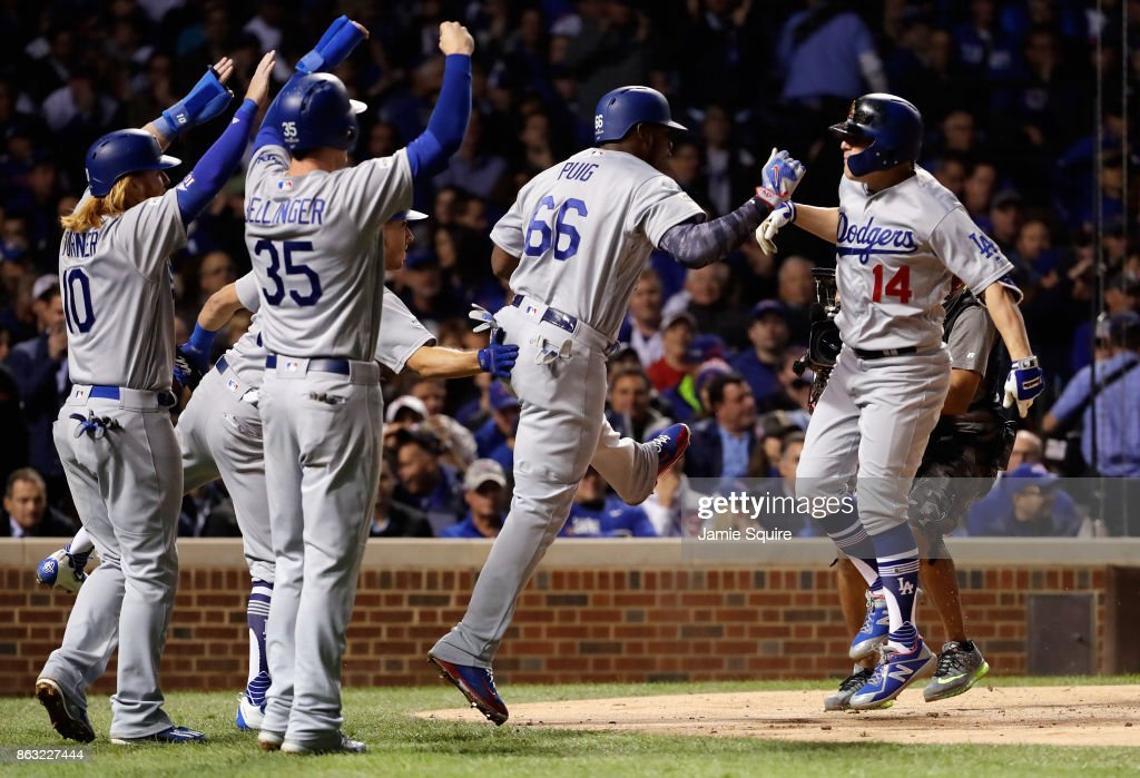 NLCS: Los Angeles Dodgers vs. Chicago Cubs