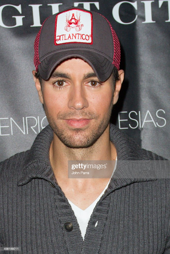 meet and greet with enrique iglesias