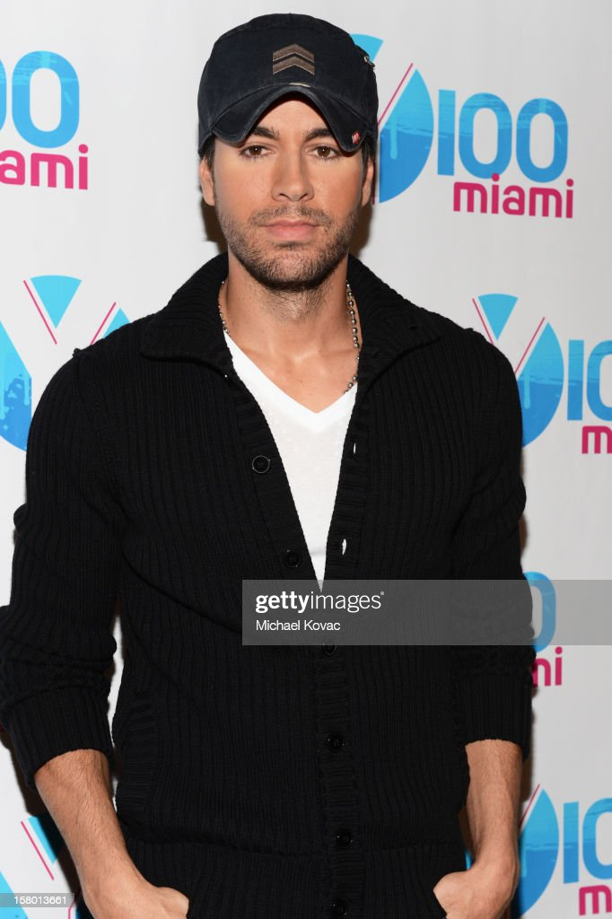 <a gi-track='captionPersonalityLinkClicked' href=/galleries/search?phrase=Enrique+Iglesias+-+Singer&family=editorial&specificpeople=202672 ng-click='$event.stopPropagation()'>Enrique Iglesias</a> attends the Y100's Jingle Ball 2012 at the BB&T Center on December 8, 2012 in Miami.