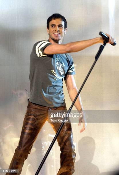 One Night Stand Tour 2002 at Radio City Music Hall in New York City New York United States