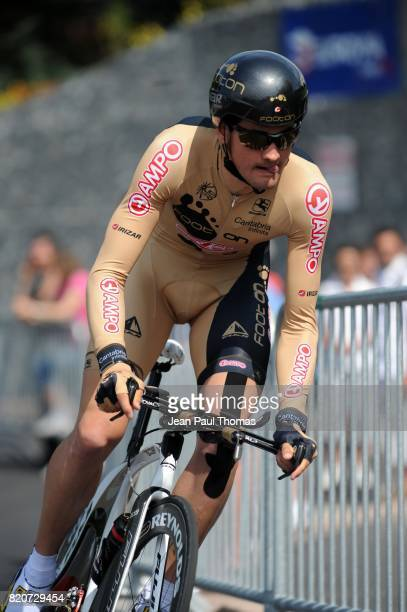 Enrique MATA CABELLO Footon Servetto Prologue du Dauphine Libere 2010 contre la montre 6 km a Evian