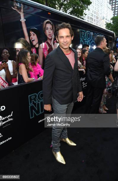 Enrique Murciano attends New York Premiere of Sony's ROUGH NIGHT presented by SVEDKA Vodka at AMC Lincoln Square Theater on June 12 2017 in New York...