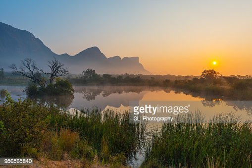 Entabeni Game Reserve in South Africa : Foto stock