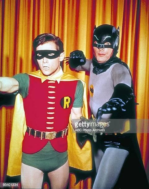 BATMAN 'Enter Batgirl Exit Penguin' Season Three 9/14/67 The Penquin kidnaps and plans to marry Barbara Gordon the daughter of Commissioner Gordon...