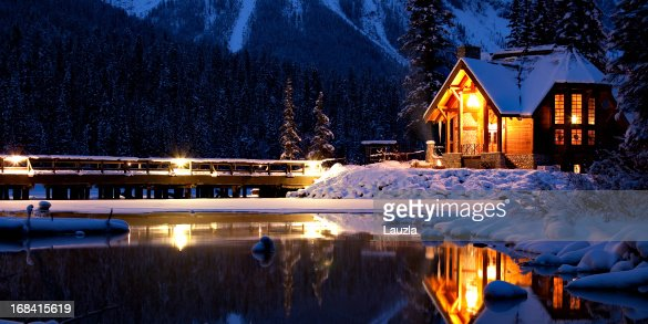 Entering a Magical Winter Wonderland