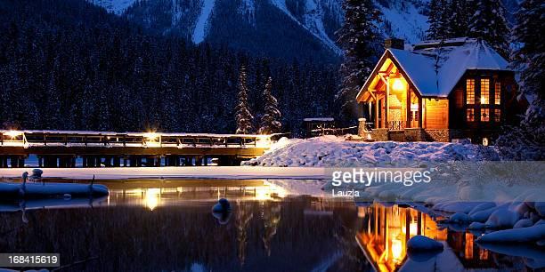 Introduzione di un incantevole paese delle meraviglie invernali