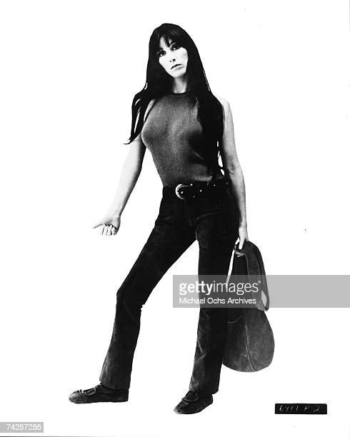 Entertainer Cher in a scene from the movie 'Chastity' which was released in 1969
