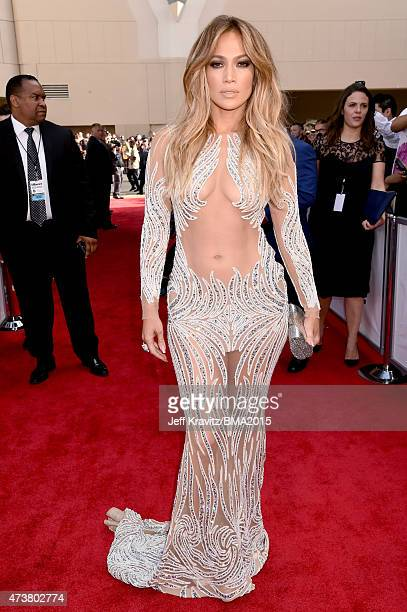 Entertainer Jennifer Lopez attends the 2015 Billboard Music Awards at MGM Grand Garden Arena on May 17 2015 in Las Vegas Nevada