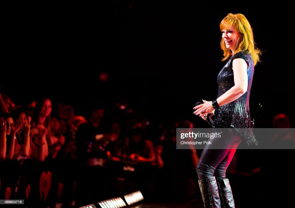 Entertainer Reba McEntire kicks off the Outnumber Hunger campaign with a special concert event 'Reba and Friends Outnumber Hunger' on Tuesday, March 31, 2015 in Burbank, California. Tune in starting April 17, 2015 to the 'Reba and Friends Outnumber Hunger' concert event, which officially launches the fourth annual Outnumber Hunger campaign. This collaboration between General Mills, Big Machine Label Group and Feeding America highlights the issue of hunger in America and helps provide meals to people and families in need. Reba headlines along with performances by Tim McGraw, Rascal Flatts, Florida Georgia Line, Eli Young Band and Maddie & Tae. Visit OutnumberHunger.com for local listings.