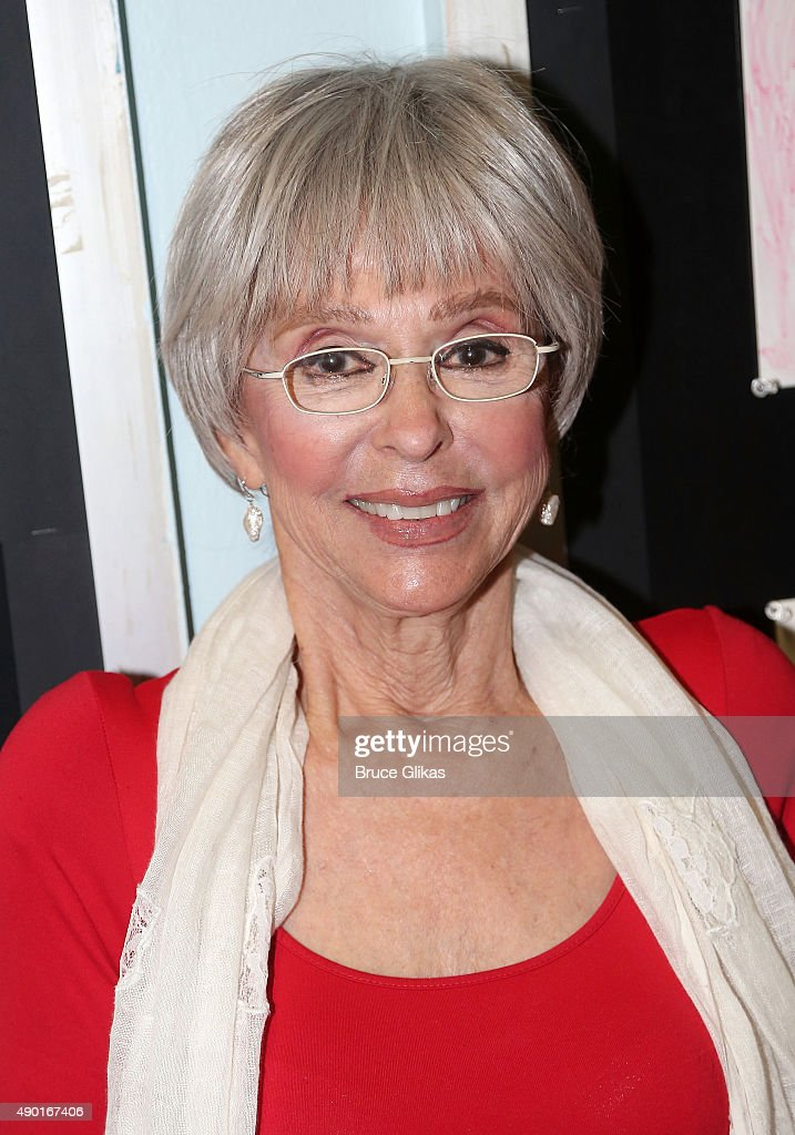Rita Moreno Visits P.S. 212 Midtown West School