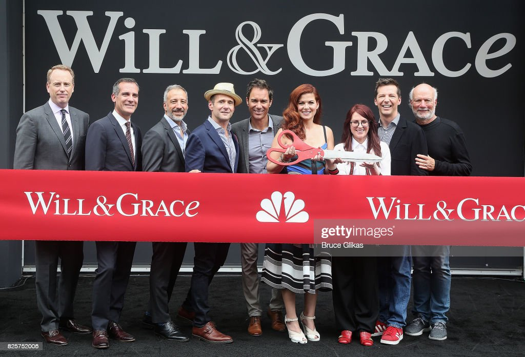 """""""Will & Grace"""" Ribbon Cutting Ceremony"""