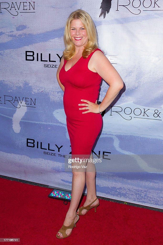 Entertainment Executive Marjorie DeHey attends the artist's reception for Billy Zane's solo art exhibition 'Seize The Day Bed' on August 21, 2013 in Los Angeles, California.
