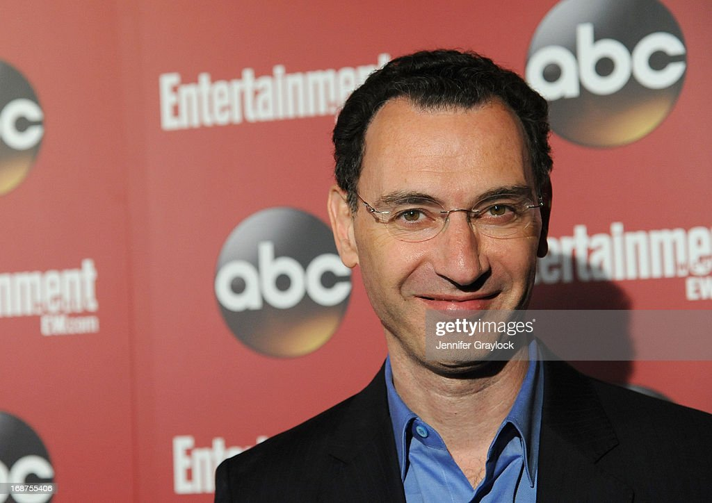 Entertainment Group President Paul Lee attends the Entertainment Weekly & ABC 2013 New York Upfront Party at The General on May 14, 2013 in New York City.