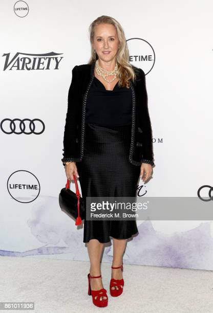 Entertainment President Jennifer Salke attends the Variety's Power Of Women at the Beverly Wilshire Four Seasons Hotel on October 13 2017 in Beverly...
