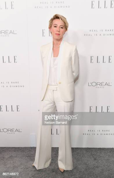 Entertainment President Sophie Watts attends ELLE's 24th Annual Women in Hollywood Celebration presented by L'Oreal Paris Real Is Rare Real Is A...